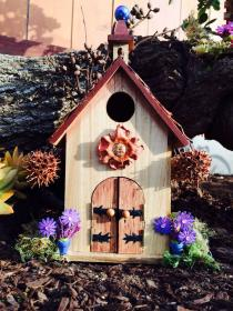 fairy garden houses simple michaels bird gardens inspiration