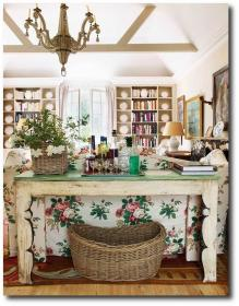 cottage english furniture country decorating decor french european cottages chic artistic bedrooms interior kitchen decoration thefrenchprovincialfurniture charm yahoo