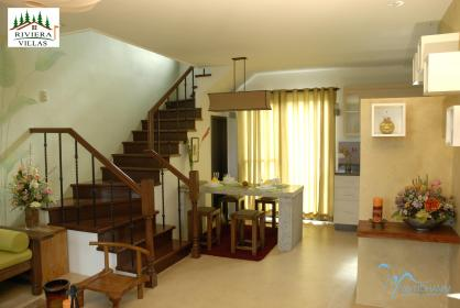 storey interior simple philippines houses lot living ph plans beside tagaytay course golf near tk glass roof sulit
