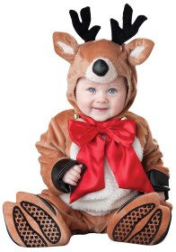 reindeer baby christmas costume cute costumes babies holiday santa adorable little halloween deer xmas toddler infant outfits idea infants easy
