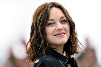 Marion Cotillard is speaking up about the Brad Pitt and