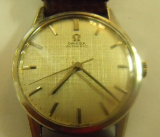 Vintage Stainless Steel OMEGA as329a071z
