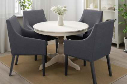 Dining Tables For Small Spaces Ikea Novocom Top