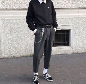 outfits outfit edgy grunge aesthetic clothes instagram eboy boy dress male tokio closet tumblr mens korean wear june