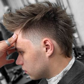 mullet haircut fade drop lovehairstyles