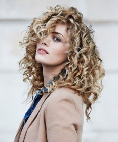curly hairstyles hair chic haircuts cool haircut hairstyle captions instagram charming curls bangs trendy fashions