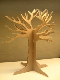 The Giving Thanks Tree Fun Holiday Activities for Kids