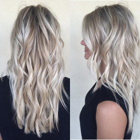 layers pelo layered hairstyles silver hair cortes revealing texture cabello cuts cut 2021 modatoponline haircut shape corte tendencias trendy haircuts