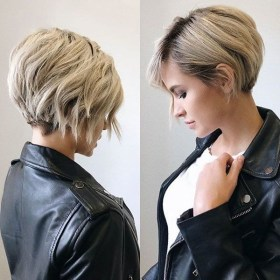 corto short haircuts pelo cortes popular most fall hairstyles pixie moda hair latest trend rubio winter kurzhaarschnitte neueste peinados bob