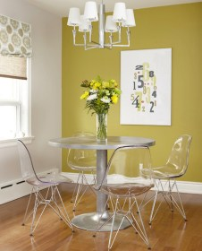 dining table modern metal space rooms warm save yellows grace salle manger season tables espace designs pretty steel wood consuming