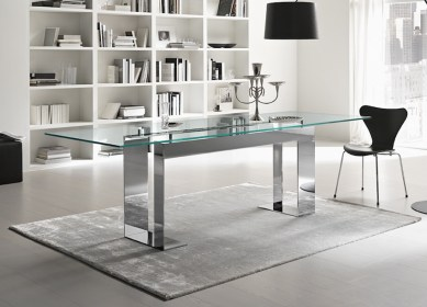 dining glass table tables modern tonelli chrome contemporary miles furniture marvelous inspire today italian moderndiningtables desk designer italy designs sets