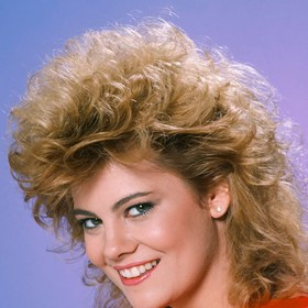 hairstyles 80s 80 hairstyle hair crazy poofy past female haircuts haircut woman trends curls older lisa ever guys allure request