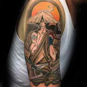 anime tattoos tattoo manga japanese sleeve cool half guys rich inspiration happy satisfied certainly artistic pull choose base leave