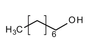 octanol hplc formula spectroscopy alcohol sigma uv lab structure molecular chemical suppliers oh weight 1ltr 1000 merck