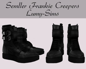 Semller Frankie Creepers at Lumy Sims Sims 4 Updates