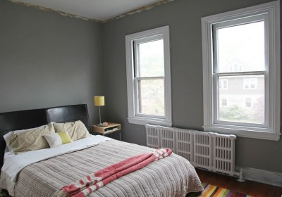 gray bedroom wall trim master walls colors paint grey room light living decor colour silver schemes goes furniture masterbedroom sherwin