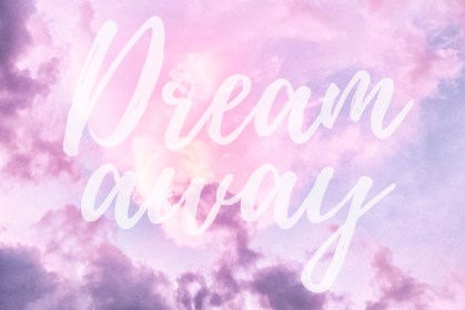 pastel iphone wallpapers quotes cloudy cute pink daydreamers backgrounds dream rose gold adorable clouds preppy super header