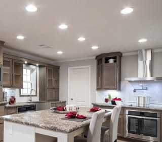why use recessed lights