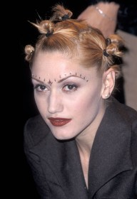 90s hairstyles cool hair knots were thought bantu stefani gwen absolutely getty