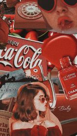 aesthetic 90s wallpapers retro iphone desktop baddie cola backgrounds collage pastel wallpaperaccess coco fondo rojo awesome uploaded tahmino