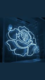 aesthetic neon light things wallpapers lights artsy lighting mayfield helen friend backgrounds wallpaperaccess ravenclaw uploaded user