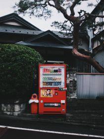 japanese aesthetic japan machine vending streets tokyo wallpapers mysterious machines beverage vendo street box vsl things interesting facts backgrounds krawczyk