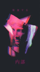 aesthetic glitch vaporwave wallpapers neon iphone dope retro statue backgrounds sfondi graphic posters portrait background freaky collage arte wallpaperaccess scrivania