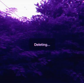 aesthetic purple dark violet wallpapers sky lilac aesthetics backgrounds rainbow wallpaperaccess colors emilylovely mania lnd techno instagram