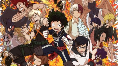 academia hero wallpapers hd pc boku desktop heroes anime bnha background fanart student backgrounds 1080 1920 px cave wallpapercave 3d