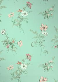 mint backgrounds pastel background gold wallpapers floral android emerald paper pink flower flowers ariel phone bedroom resolution printed tablet iphone