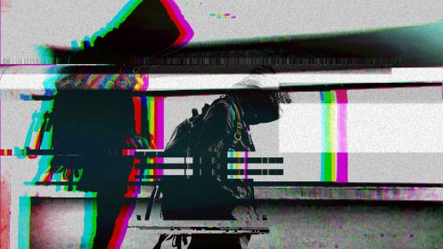 aesthetic glitch wallpapers background desktop 4k hd vaporwave backgrounds pc tags px artistic wallpapersafari ultra wall category screen alphacoders 4usky