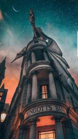 potter harry wallpapers aesthetic hogwarts background backgrounds greepx