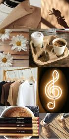 aesthetic brown wallpapers iphone pastel quotes backgrounds pantalla coffee beige simple fondos edit fondo iseng laptop amarillo hintergrund phone wallpaperaccess