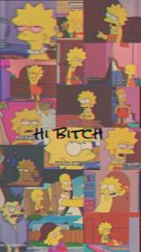 Sad Aesthetic Pictures Simpsons Wallpapers Wallpaper Cave