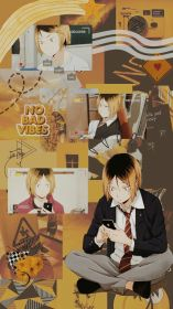 haikyuu kenma aesthetic anime wallpapers kozume iphone normal hinata backgrounds manga pantalla pastel kageyama rex fondos shoyo bokuto cartoon fondo