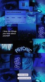 aesthetic wallpapers dark backgrounds iphone desktop collage laptop anime neon navy android aesthetics 1080p azul abstract cool parede pastel fondos
