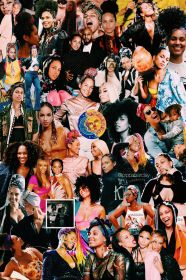 90s aesthetic wallpapers collage hip hop background rapper iphone dope backgrounds pc mood screen retro celebrity alicia vsco stickers cartoon