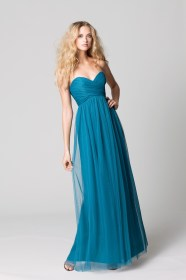 teal bridesmaid dresses bridesmaids fall bridal wtoo affordable watters beach gowns prom maid onewed formal weddings evening bridemaid short honor