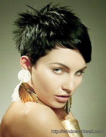 hair thick short layered very hairstyle hairstyles cute windows wallpapers