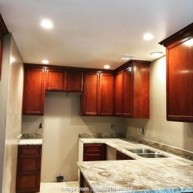 lighting recessed condo downstairs kitchenlighting installed install solutions popular