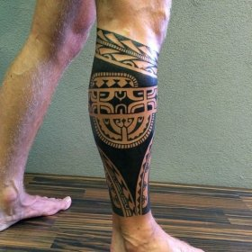 tribal tattoo tattoos designs leg traditional meanings tribes modern lines wild celtic mysterious tattooeasily