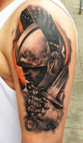 Armor Tattoos Designs, Ideas and Meaning Tattoos For You