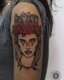 arm tattoos tattoo designs meaningful feminine meaning stunning source