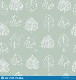 aesthetic pastel background mint pattern elegant line seamless light wedding foliage tones leaves preview