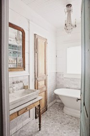 Decor Inspiration: French Inspired Bathroom Remodel The