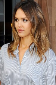length medium haircuts alba jessica awesome hair hairstyles mid long cut shoulder styles haircut hairstyle midlength ny colors pretty