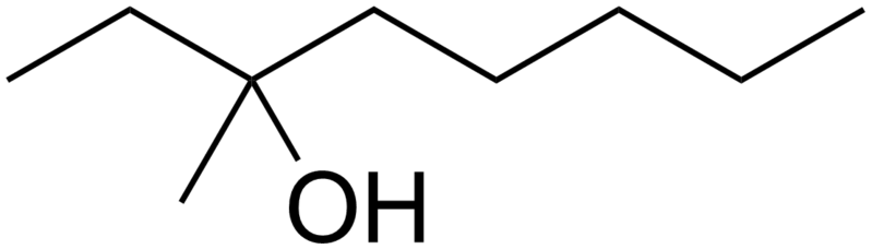 File:3 Methyl 3 octanol png Wikimedia Commons