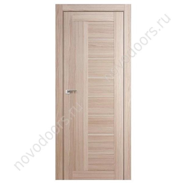 "Дверь экошпон Профиль дорс ""17Х"" капучино мелинга: цена ..."