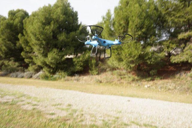 camara para dron