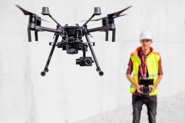 dron-profesional